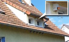 proteger votre maison alarme exterieur